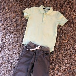 Carter's Shirts & Tops - Boys 4T Carters Outfit